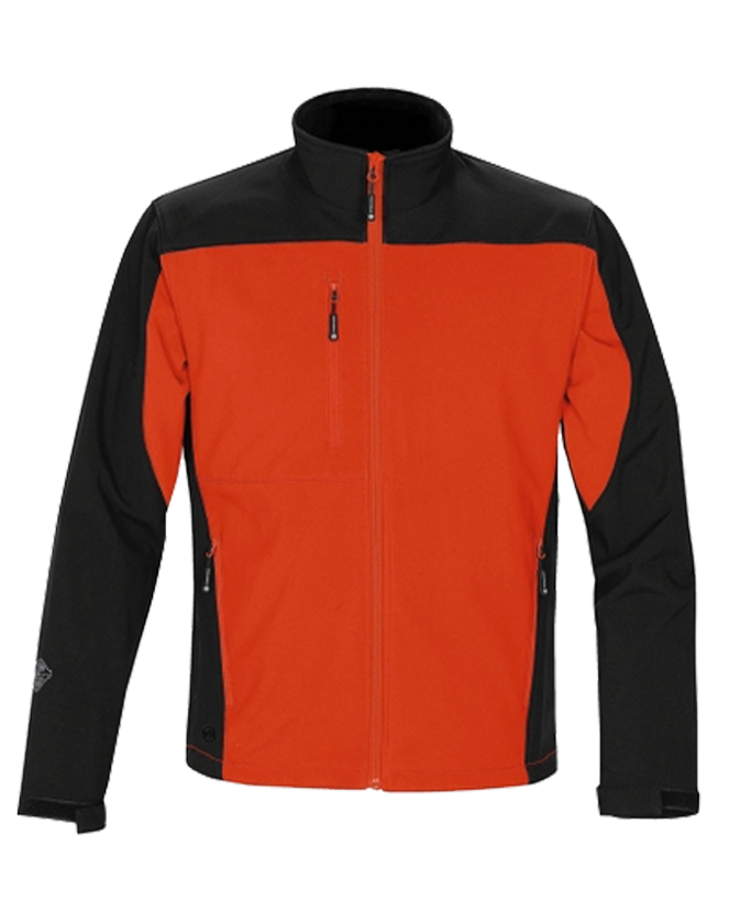 Outlet_Men's Edge Softshell - BHS-2_latelier-OCF